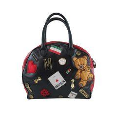 a92c0d0ac07e2 81 beste afbeeldingen van Moschino Vintage Bags - Moschino bag ...
