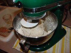Big T's Big Green Egg Recipe Blog: Big Green Egg Pizza Dough - Brick Oven Style