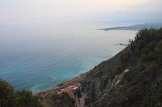 East coast / Sicily / Italy / Island / Sea