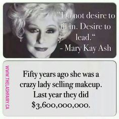 Where do you think we will be in 50 years??? www.thelashfairy.ca Contact me: Call/Text: 440.503.0744 Email: lflocken@marykay.com Facebook: www.facebook.com/lauren.flocken.7 Website: www.marykay.com/lflocken