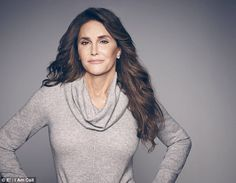 'I'm so much happier': Caitlyn Jenner says her life has been transformed since she made th...