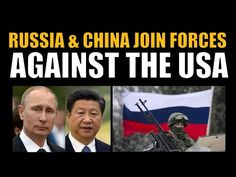⚔️ BIG TROOP MOVEMENTS - China and Russia Form Alliance Against USA - YouTube