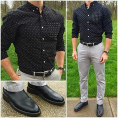 Corpo with black shoes