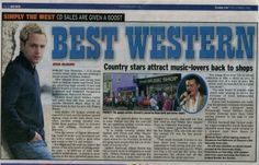 Sunday World Best Western, Northern Ireland, Music Lovers, Country Music, Attraction, Sunday, World, Domingo, The World