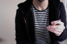 Pale Tumblr Boy Hipster Cigarettes