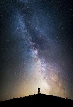 The Milky Way Galaxy by Christoffer Meyer
