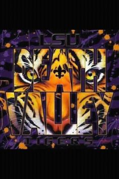 LSU. I want this in my room