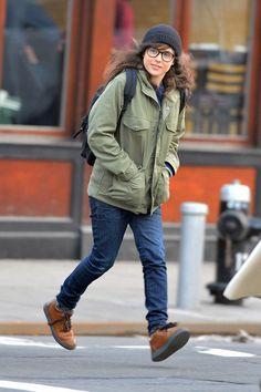 Ellen Page | street style