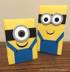 Stampin Sunshine: The Minions are HERE.