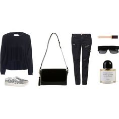 """""""MY STYLE // EVELYN SUEDE"""" by thebagdepartment on Polyvore"""