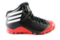 Tenis Adidas Next Level Speed 4 - Rojo Con Negro Aq8484