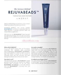 Are you ready to repair your damaged hair, split ends? Coming in June Monat is releasing the first natural product Rejuvabeads that mends split ends and targets damaged hair instantly. Need it now?? Become a VIP and Pre Order. Message me