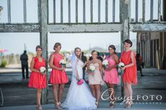 anyafoto.com, bridesmaids, bridesmaid dresses, pink bridesmaid dresses, cream bridesmaid dresses, salmon bridesmaid dresses, short bridesmaid dresses, lace bridesmaid dresses, chiffon bridesmaid dresses