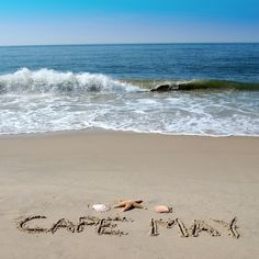 Welcome to Cape May, New Jersey