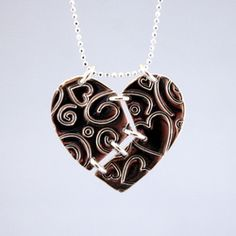 """Mended Heart Inspired Jewelry ... """"inspire courage and remind us that even """"defective"""" hearts are capable of creating the most perfect love and the miracle of hope..."""" http://mendedheartjewelry.com/"""