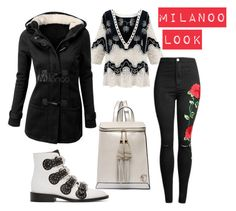 """Milanoo Winter Fashion Looks"" by rubylee-ii on Polyvore"