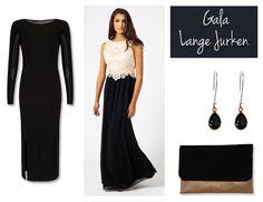 Dresscode Gala! Voor stylingsadvies en tips kijk dan snel op www.dressesonly.com #dressesonly #advice #prom #gala #lbd #maxi