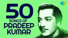Top 50 Songs of Pradeep Kumar Hindi Movie Song, Movie Songs, Hindi Movies, Asha Bhosle, Top 100 Songs, Lata Mangeshkar, Indian Music, Song One, Music Albums