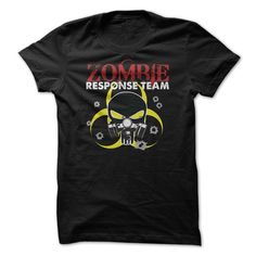Zombie Response Team T-Shirts, Hoodies, Sweaters