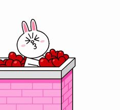 The perfect Bunny Love Hugs Animated GIF for your conversation. Discover and Share the best GIFs on Tenor. Love You Gif, Cute Love Gif, Animiertes Gif, Animated Gif, Gif Bonito, Gif Lindos, Cony Brown, Bunny And Bear, Cute Love Cartoons