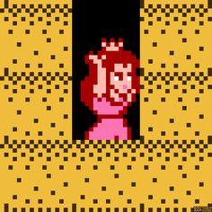 Dig For It! byBrother Brain★Super Mario Bros. 2 (NES) Nintendo 1988.