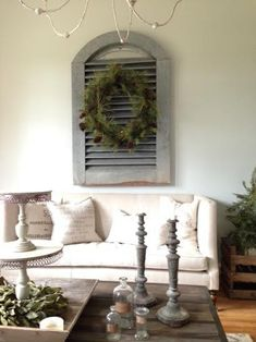 Wreaths: A simple and beautiful touch for the holidays - The Magnolia Mom