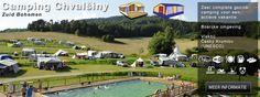 Zoekt u een betaalbare vakantie? Bij ons huurt u een luxe tent al vanaf €29 per nacht op de beste campings van Tsjechie!