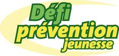 Logo de la campagne Défi prévention jeunesse