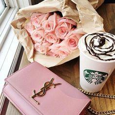 Saint Laurent & Starbucks