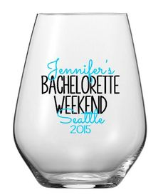 Oh, this is happening! :) Hey, I found this really awesome Etsy listing at https://www.etsy.com/listing/230275964/personalized-bachelorette-weekend-wine
