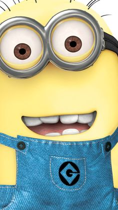 Minion Good iPhone Backgrounds is a fantastic HD wallpaper for your PC or Mac and is available in high definition resolutions.