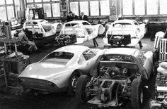 Porsche 904 production