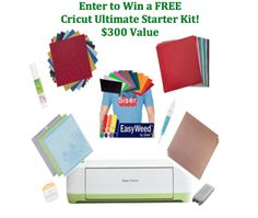 http://www.justazura.com/giveaways/cricut/?lucky=76  Enter to Win This FREE Ultimate Craft Kit! ($300 Value!)
