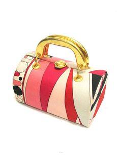 1960's Emilio Pucci purse