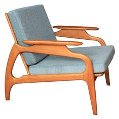 1stdibs | Vintage Lounge Chair by Adrian Pearsall