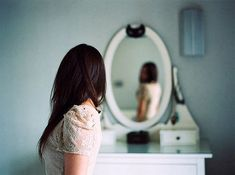 Every girl needs this....How to care for yourself on a bad body image day.