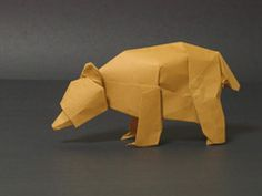 Zing-Man Origami - Animals, Beasts and Creatures