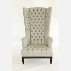 High Back Tufted Chair design inspiration on Fab.