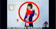 VIDEO : L'ECHARPE MAGIQUE !!! http://www.grossiste-toulouse.com/fr/echarpe-magique/5790-l-echarpe-magique.html