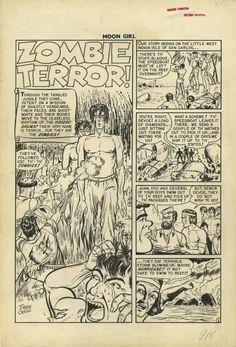 Comic Book Companies, Comic Art, Comic Books, Jack Davis, Ec Comics, I Remember When, Cover Pages, Voodoo, Zombies
