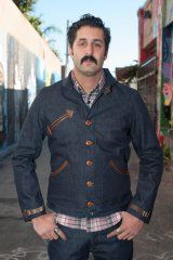 mister freedom - military drover denim jacket