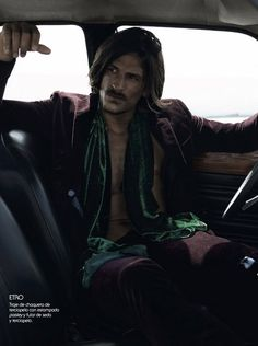 Jarrod Scott for GQ Style Spain by Alvaro Beamud Cortes