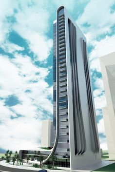 Flow_Tower on Behance