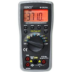 Elenco 3 12 Digit with Temperature *** Read more reviews of the product by visiting the link on the image.