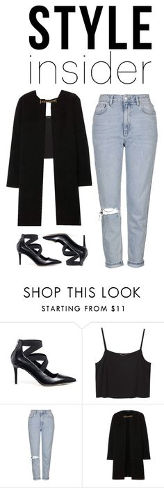 """Untitled #81"" by deandelaina on Polyvore featuring Michael Kors, Monki, Topshop, Burberry, contestentry, laceupsandals and PVStyleInsiderContest"