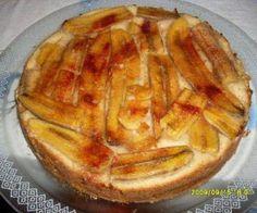 Receita de torta de banana e canela - Show de Receitas