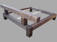 bett selber bauen mit dieser anleitung zuk nftige projekte pinterest. Black Bedroom Furniture Sets. Home Design Ideas