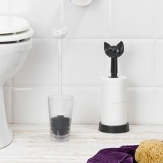 Koziol Toilettenbürste Miaou | design3000.de