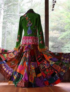 WAITING LIST Made to Order Vintage Hippie Bohemian by MajikHorse