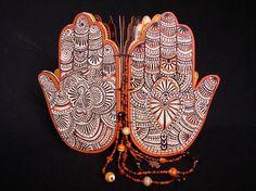 """Ingrid Dijkers: """"The Hand Book"""" Workshop"""